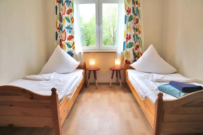 Gruppenunterkunft - Doppelzimmer