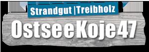 Ostseekoje 47 – Ferienhaus an der Ostsee Logo